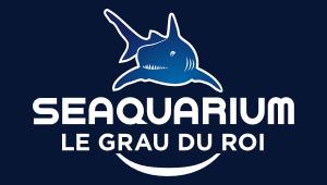 Logo Seaquarium Le grau du roi