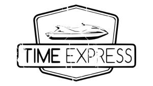 logo time express